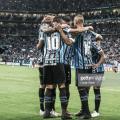 Los hombres de Gremio quiere volver a quedarse con la Libertadores. Foto: Getty images