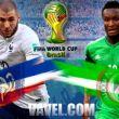 Live Coupe du Monde 2014: le match France vs. Nigeria en direct