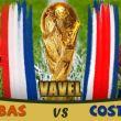 Live Pays Bas vs Costa Rica, direct de la Coupe du Monde 2014