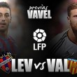Previa Levante - Valencia: dramático derbi valenciano