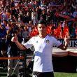Enzo Pérez presentado como nuevo jugador del Valencia