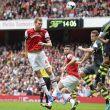 Arsenal passe en tête