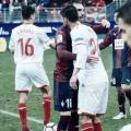 La historia da como favorito al Sevilla