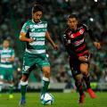 Santos y Xolos no pasaron del empate