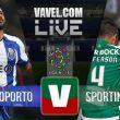 FC Porto vs Sporting de Portugal, Liga NOS en vivo y en directo online (0-0)
