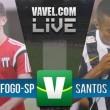 Botafogo-SP x Santos AO VIVO online pelo Campeonato Paulista 2018