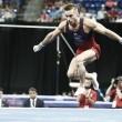 U.S. Men's Gymnastics Olympic Trials: Sam Mikulak leads field after day one