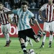 Un posto per la finale: Argentina-Paraguay