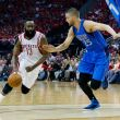 NBA Playoffs: Houston vince il rodeo contro Dallas e si prende Gara 1