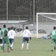 Impecable debut de Aitor Chueca con el Deportivo Aragón