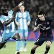 Marseille não chuta a gol e duelo contra o PSG termina com placar em branco
