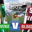 Villanovense - Bilbao Athletic en directo online: playoffs 2015 de Segunda B en vivo
