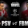 PSV enfrenta Bayern de Munique para manter chances de classificação na UCL
