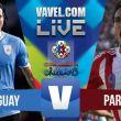 Resultado Uruguay - Paraguay por la Copa América 2015 (1-1)