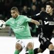 Com grande atuação de Ruffier, Saint-Étienne segura Marseille em jogo marcado por homenagens