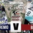 Resultado carrera de Moto2 del Gran Premio de la República Checa