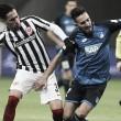 Frankfurt e Hoffenheim empatam em duelo marcado por muitas faltas