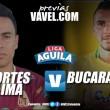 Previa Deportes Tolima - Atlético Bucaramanga: Los 'pijaos' buscarán alargar su racha de victorias