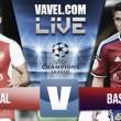 Resultado Arsenal FC vs FC Basilea en vivo online en Champions League 2016