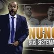 Nuno y sus sistemas: a volar Mestalla