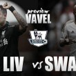 Preview - Liverpool vs Swansea City: Monk looking to relieve pressure with Anfield win