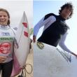 Surf: Melanie Giunta y Carlos Mario Zapata se imponen en el Open 2015