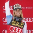 Ancora Lara Gut in Val d'Isere, out Lindsey Vonn