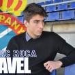 """Entrevista. Roca: """"Estaría muy bien marcarle al Barça B"""""""