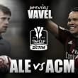 Alessandria - AC Milan: David contra Goliat