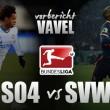 FC Schalke 04 - SV Werder Bremen: Raus aus der Krise
