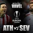 Athletic-Sevilla: a Basilea se llega por Bilbao
