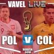 JogoPolônia x Colômbia AO VIVO online pelo Grupo H da Copa do Mundo 2018