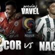 Cortuluá - Atlético Nacional: para seguir en los puestos de arriba