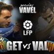 Previa Getafe CF - Valencia CF: en busca del honor