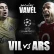 Remember Villarreal CF - Arsenal FC: el sueño de París