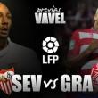 Previa Sevilla FC - Granada: a Nervión no le interesan los puntos