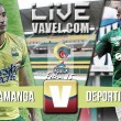 Atlético Bucaramanga igualó 1-1 con el Deportivo Cali y clasificó a las semifinales de la Liga Águila 2016-II