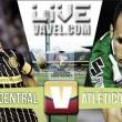 Resultado final: Rosario Central vs. Atlético Nacional en partido ida cuartos de final de la Copa Libertadores (1-0)