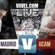 Real Madrid vs UCAM Murcia en vivo y en directo online (0-0)