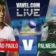 Jogo São Paulo x Palmeiras AO VIVO online no Campeonato Brasileiro 2016 (0-0)
