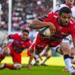Toulon continue sa lancée, et un Leicester inoffensif chute à Llanelli