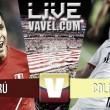Resultado Colombia vs Perú en Copa América Centenario 2016 (0-0)