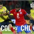 Colombia - Chile: por el pase a la final ante Argentina