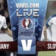 Boateng, Gomez and Draxler help Germany to a comfortable victory over Slovakia