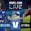 Jogo Vitória x Cruzeiro ao vivo online no Campeonato Brasileiro 2016 (0-0)