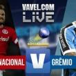 Jogo Grêmio x Internacional AO VIVO hoje no Clássico Gaúcho