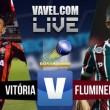 Fluminense x Vitória ao vivo online pelo Campeonato Brasileiro