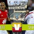 Sevilla FC - Independiente Santa Fe en vivo y directo online Copa Euroamericana 2016