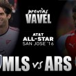 MLS All-Stars, Arsenal set to do battle in annual measuring stick for America soccer