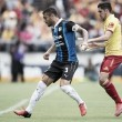 Con drama, Querétaro rescató el empate frente a Monarcas